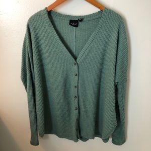 Button-up thermal